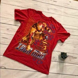 Other - Ironman boys tshirt